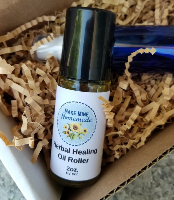 Herbal Healing Salve Oil
