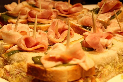 """Pintxos Basques"" by Nicolas Vollmer via Flickr / CC BY"