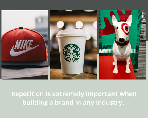 repetition is important in building a restaurant brand