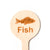 Fish Sandwich Toothpicks - 4 Inch