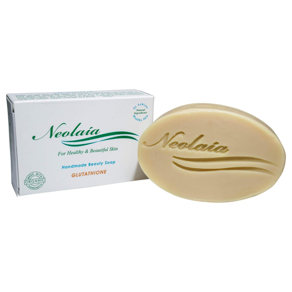 Organic Glutathione Soap - Best For Enlarged Pores, Acne, Hyperpigmentation,Melasma And Scars