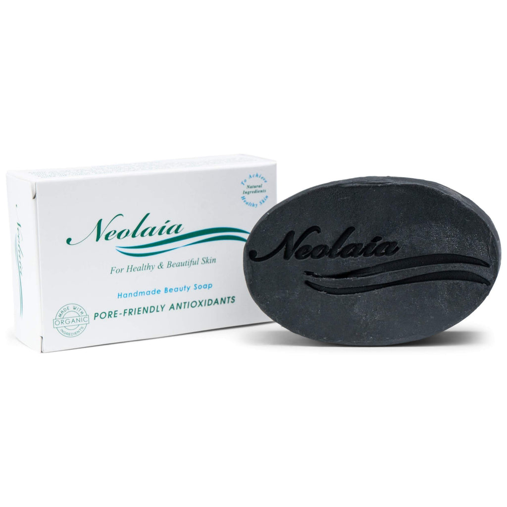 Organic Antioxidants Soap With Intense Brightening Benefits - Best For Acne Prone And Mature Skin