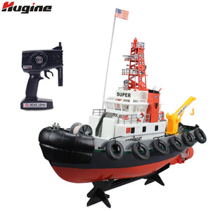 RC Boat Hovership 1:8 Scales Model 6CH Hovercraft Boat in water or on land Simulation hovercraft model electronic Toys For Kids