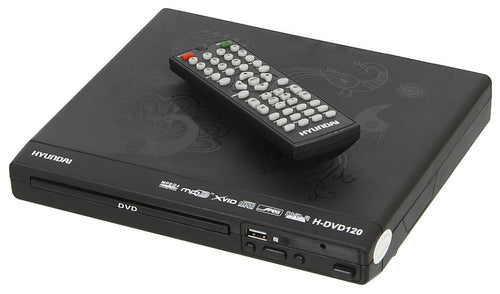 110V-240V USB Portable Multiple Playback DVD Player ADH DVD CD SVCD VCD Disc Player With Romote Control---DVD120