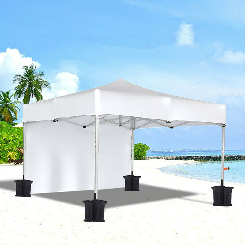 Gazebo Leg Weighted Sand Bags Pop Up Canopy Tent Foot Sandbags Outdoor Garden Party Wedding Gazebo Tent Accessories 1 piece