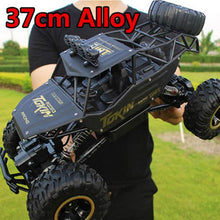 Load image into Gallery viewer, RC Car 1/12 4WD Remote Control High Speed Vehicle 2.4Ghz Electric RC Toys Monster Truck Buggy Off-Road Toys Kids Suprise Gifts