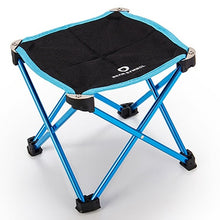 Load image into Gallery viewer, Portable Foldable Folding DIY Table Chair Desk Camping BBQ Hiking Traveling Outdoor Picnic 7075 Aluminium Alloy Ultra-light M L
