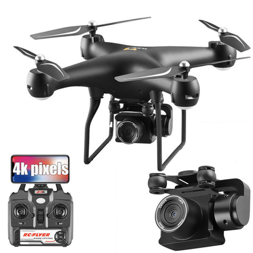 Drone 4K S32T rotating camera quadcopter HD aerial photography air pressure hover a key landing flight 20 minutes RC helicopter