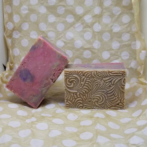 Cotton Candy Goat's Milk Soap