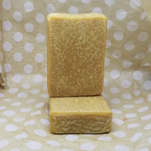 Dandelion Plantain Goat's Milk Soap