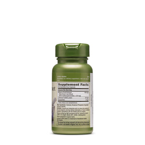 GNC Herbal Plus Bilberry Extract and Lutein, 60 Capsules, Herbs, Provides Eye Health and Vision Support
