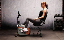 Load image into Gallery viewer, Marcy Recumbent Exercise Bike with Resistance ME-709