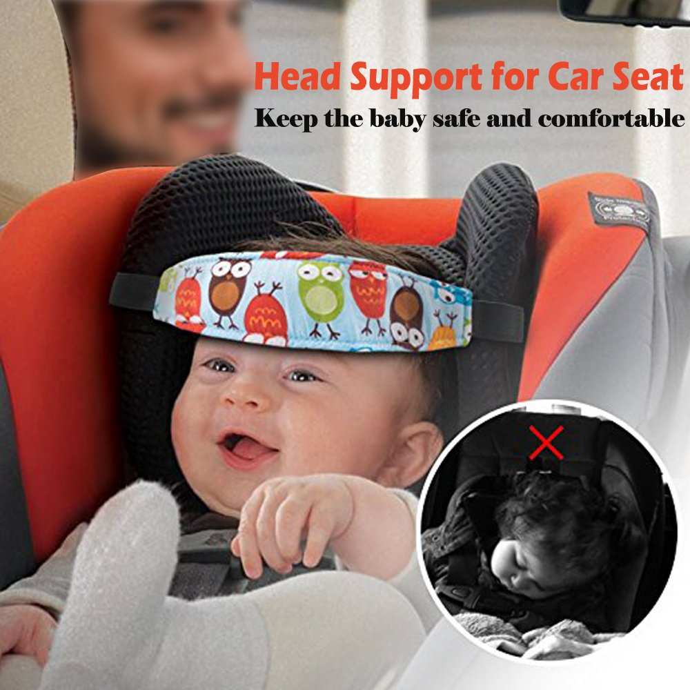 Baby Head Support Car Seat Neck Relief 50 Off Free Shipping Attitude