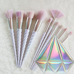 Unicorn Brushes Set