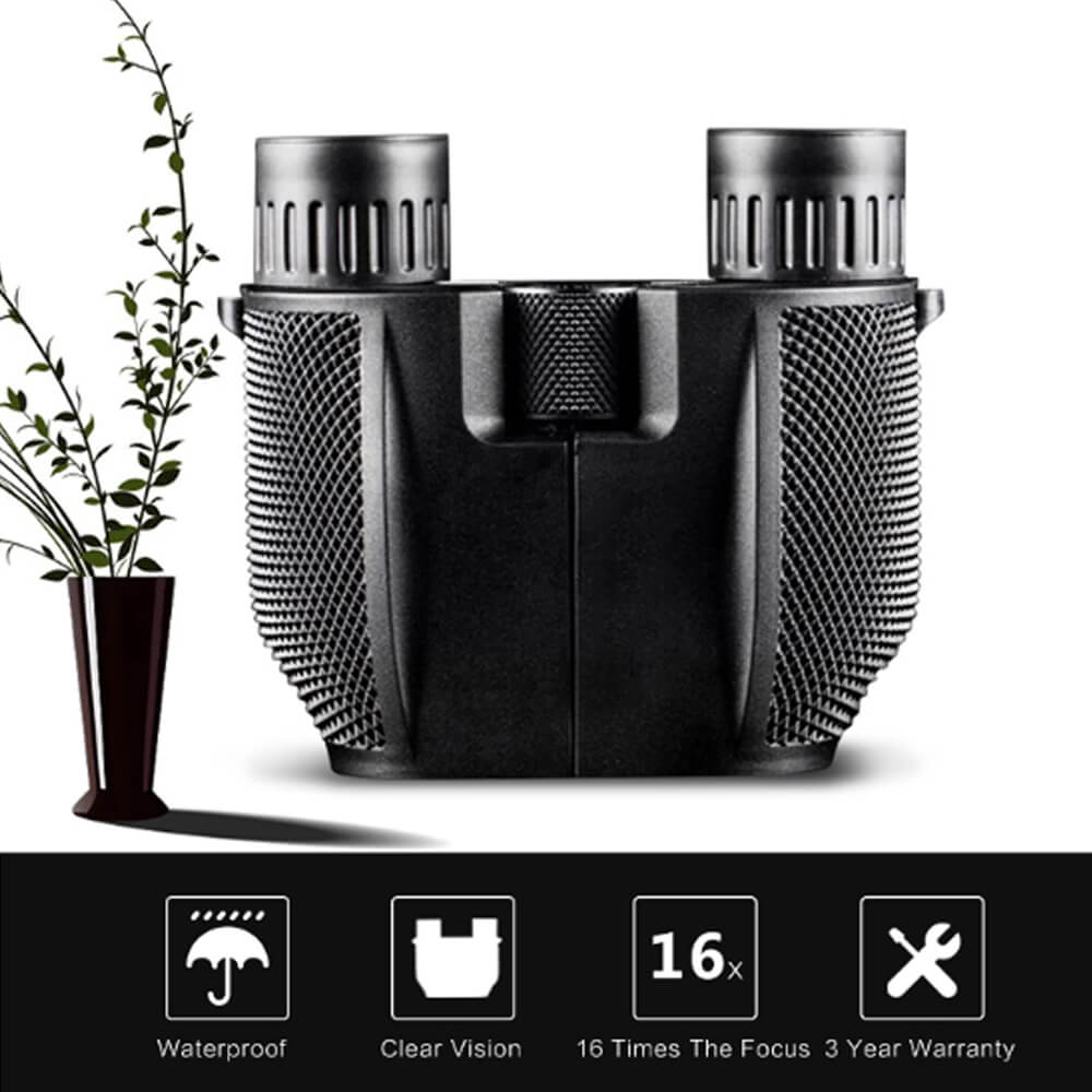 Best 16x25 Waterproof Binoculars 50% Off-Free Shipping-Attitude Today