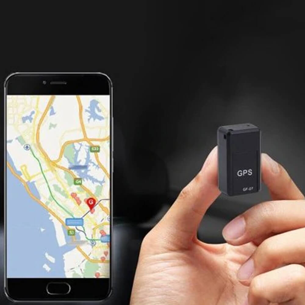Magnetic Mini GPS Tracking Locator