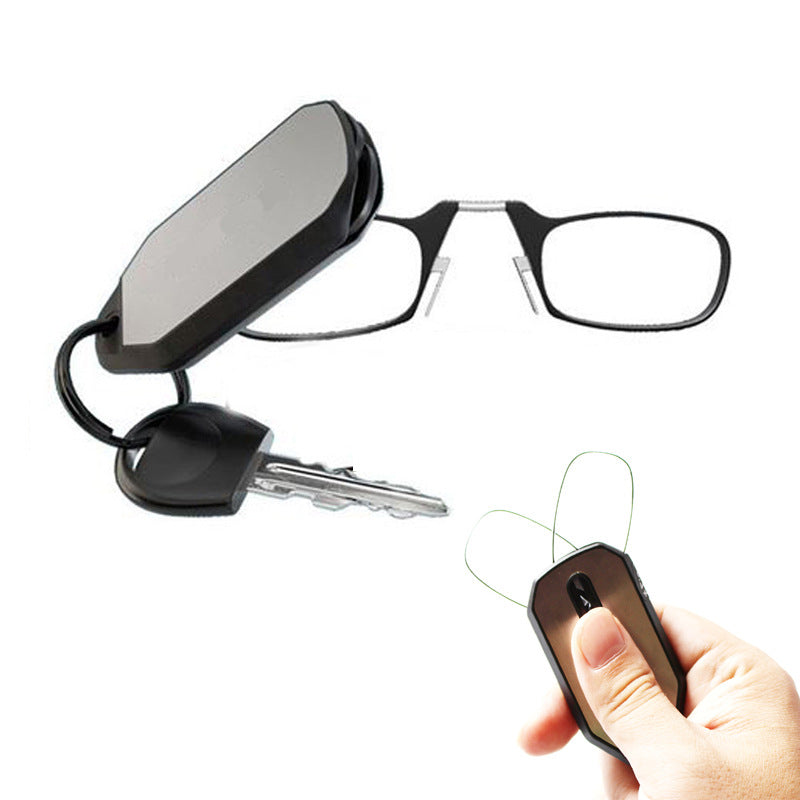 Keychain Reading Glasses 50% Off-Free Shipping-Attitude Today