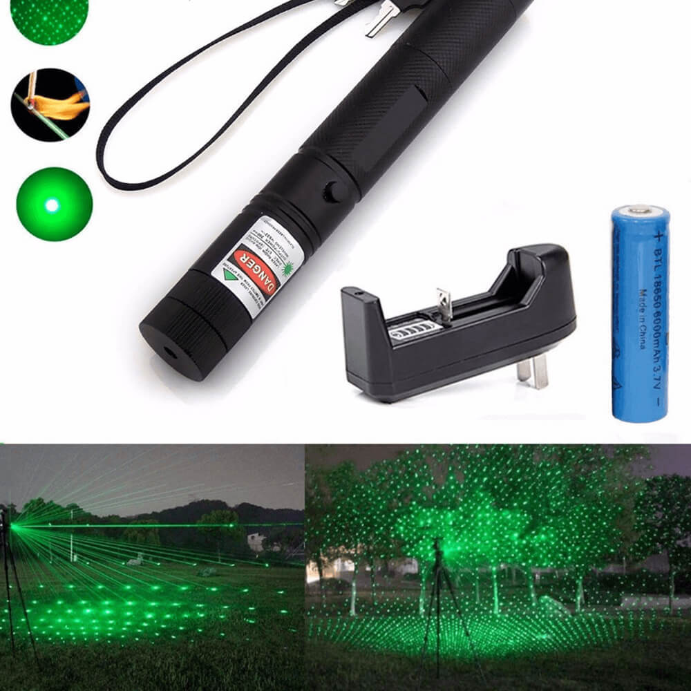 Tactical Laser Pointer (Without Battery) 50% Off-Free ShippingAttitude