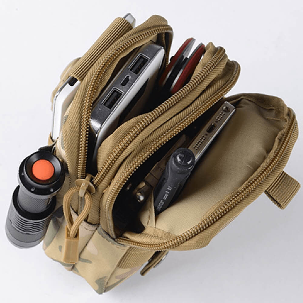 Outdoor Travel Pouch Bag 50% Off-Free Shipping-Attitude Today