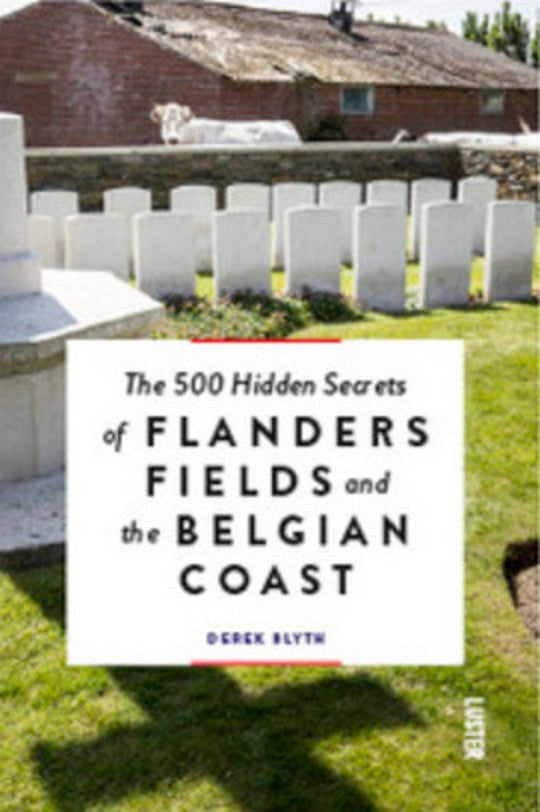 philimonius luster reisgids hidden secrets of flanders fields and belgian coast