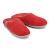 philimonius egos slipper rusty red size 42