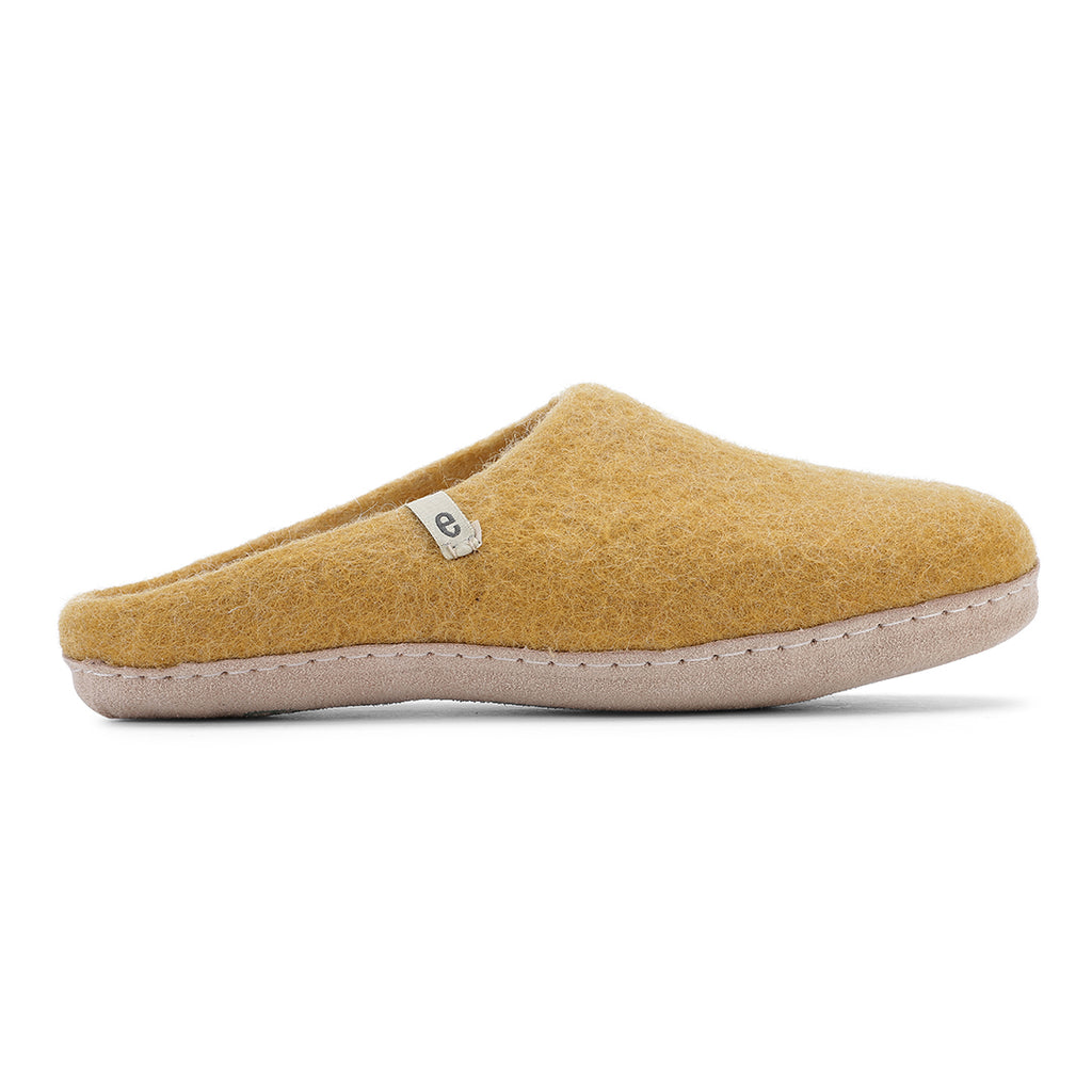 philimonius egos slipper mustard size 37