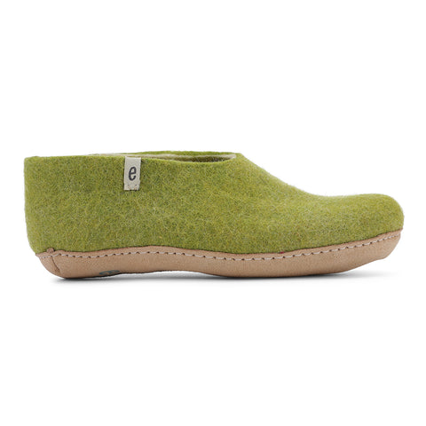 shoe classic lime green size 36