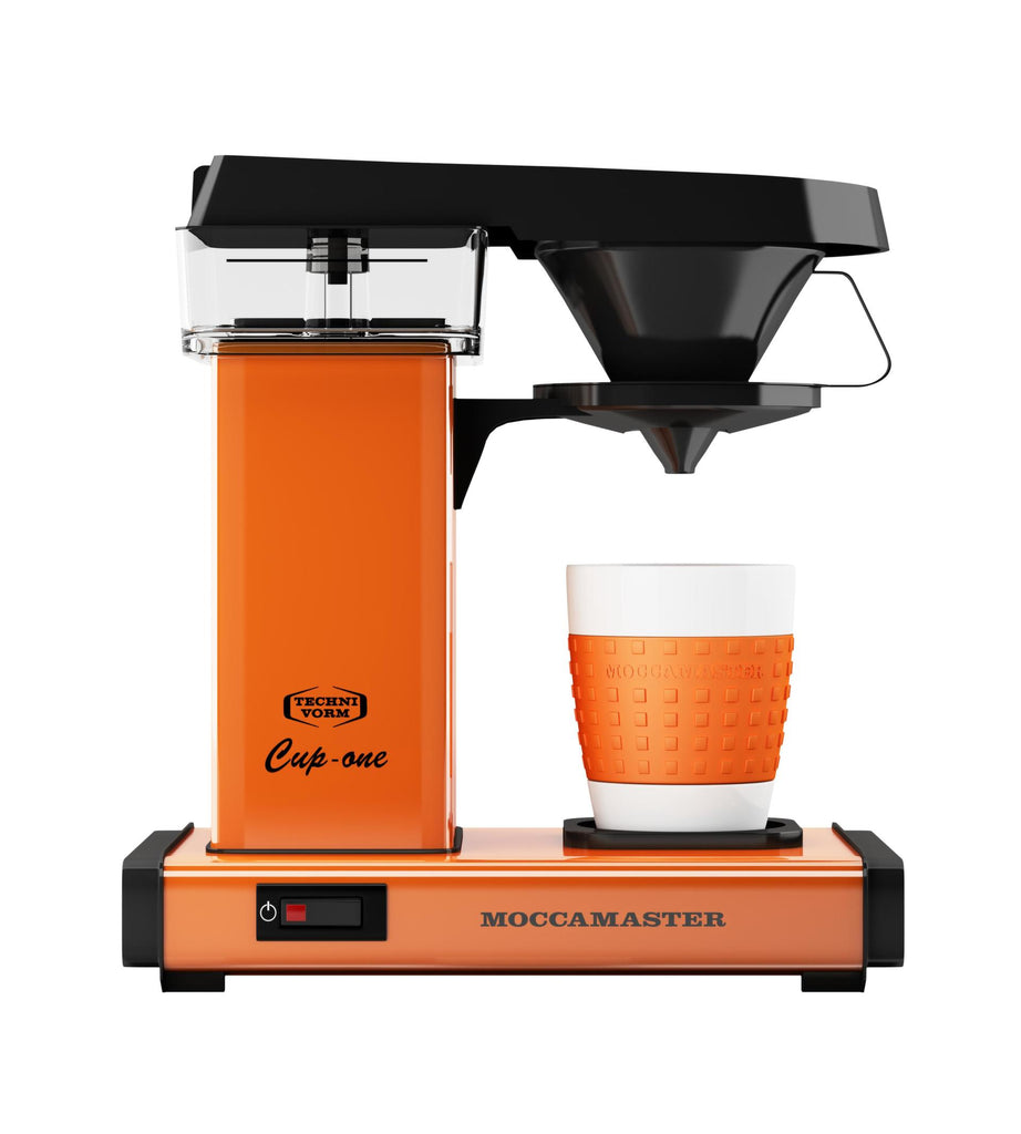 moccamaster one cup orange