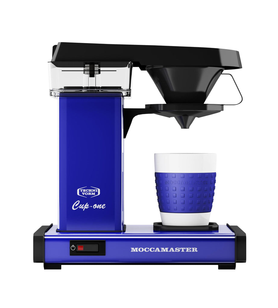 moccamaster one cup royal blue