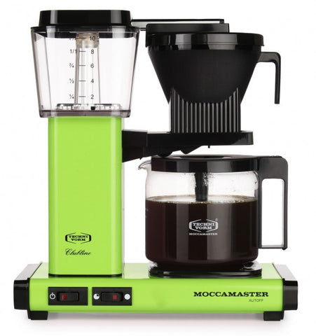 moccamaster lime