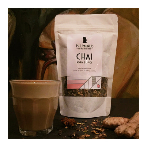 PHILIMONIUS CHAI -warm & spicy-