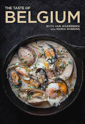 boek the taste of belgium
