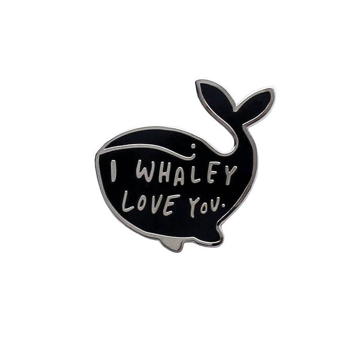 Pin I whaley love you