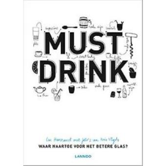 Lannoo boek Must drink