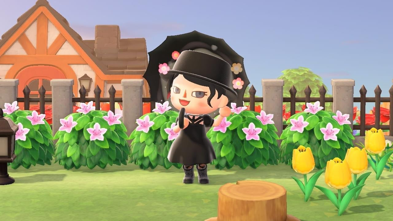 Animal Crossing now has Fogg Couture Fashions!