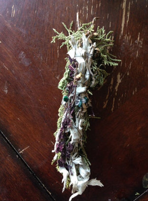 Prosperity & Abundance Smudge Stick