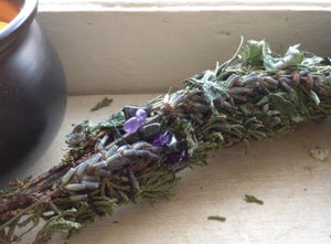 Cleansing & Protection Smudge Stick