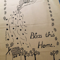 Bless This Home - Tea Towel