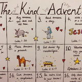 The Kind Advent Calendar - DOWNLOAD