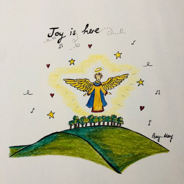 Joy is Here - Chanctonbury Ring (Original)