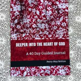 Guided Journal - Deeper Into the Heart of God