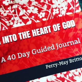 Guided Journal - Deeper Into the Heart of God (DUE IN STOCK IN MARCH)