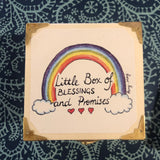 Little Box of Blessings and Promises - Printable