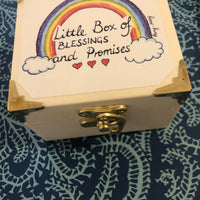 Little Box of Blessings and Promises DOWNLOAD