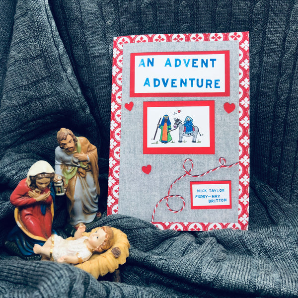 An Advent Adventure Booklet for Children and Families