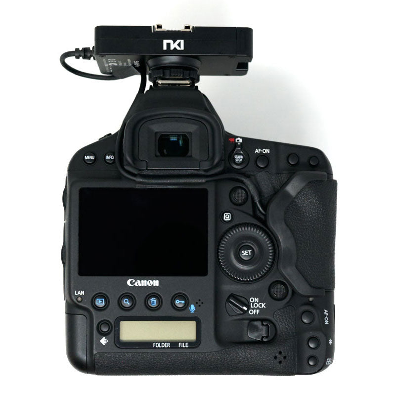 SolidPod X1C CFast 2.0 to mSATA SSD for Canon EOS 1D X Mark II (Discontinued)