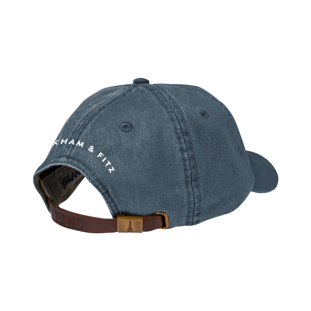 Chocolate Bar Hat - Navy
