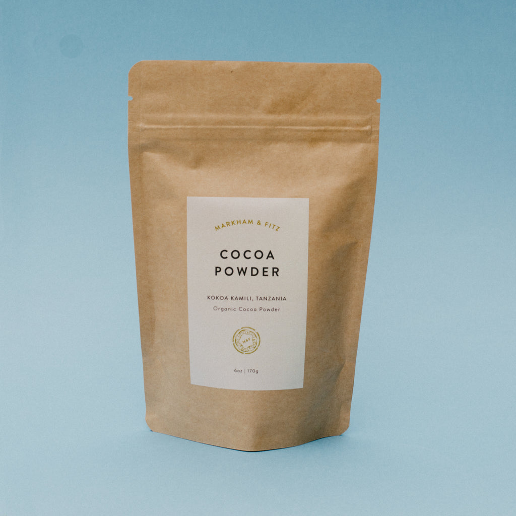 Single Origin Cocoa Powder