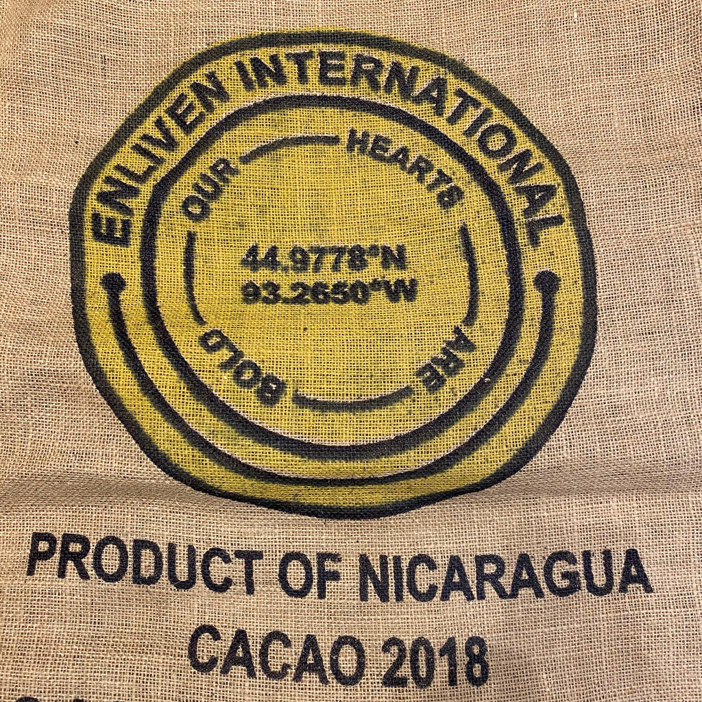 Cacao Bean Sacks