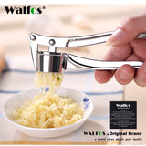 WALFOS  Stainless Steel Crusher Garlic Presses Fruit & Vegetable Kitchen Tool